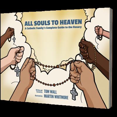 Rosary book 3D Mockup