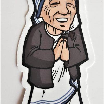 Mother Teresa Sticker